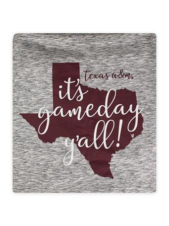 Texas A&M Pro-Weave Sweatshirt Fleece Blanket