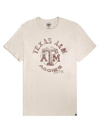 Texas A&M '47 Brand Impress Baseball T-Shirt