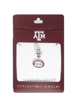 Texas A&M Whoop Dangle Bead