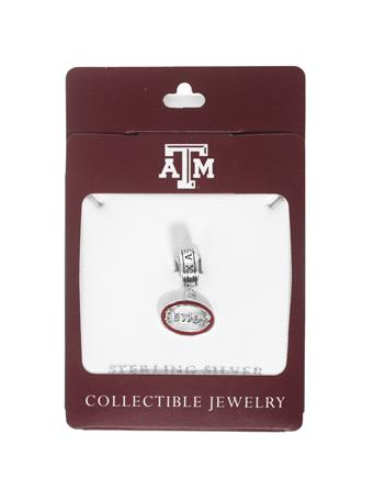Texas A&M Howdy Dangle Bead