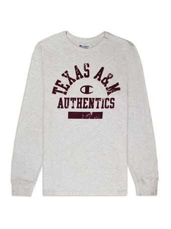 Texas A&M Champion Rochester Slub Long Sleeve