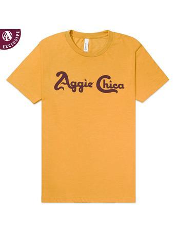 Texas A&M Aggie Chica T-Shirt