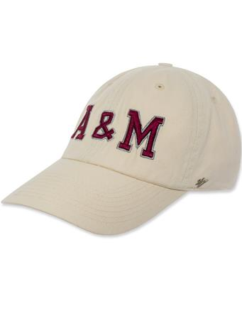 Texas A&M '47 Brand Vault A&M Clean Up Cap
