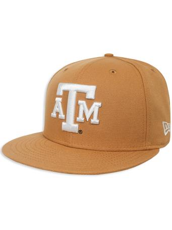 Texas A&M New Era Flat Bill Snapback