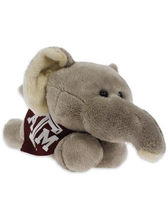 Texas A&M Short Stack Plush Elephant