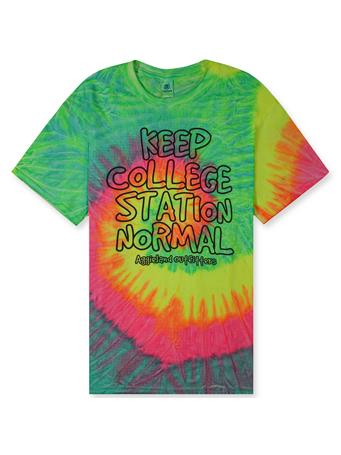 Keep College Station Normal Tee