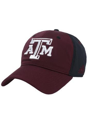 Texas A&M Adidas Coach Slouch Flex