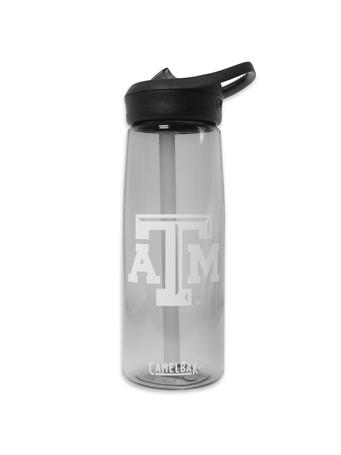 Texas A&M Charcoal CamelBak Water Bottle