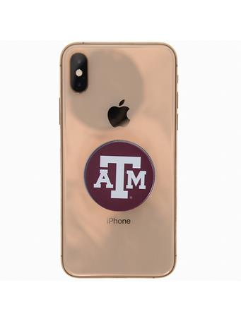 Texas A&M Chiseled Logo Pop Socket