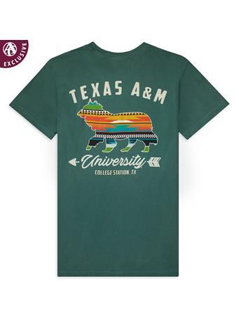 Texas A&M Aggies Aztec Reveille T-Shirt