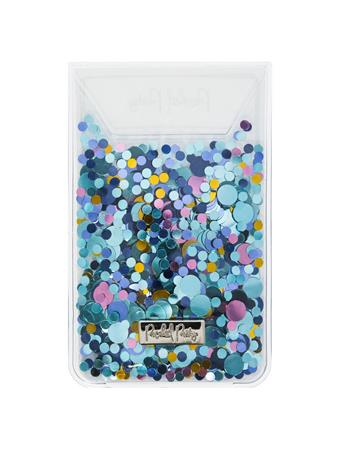 Space Cowgirl Confetti Phone Wallet