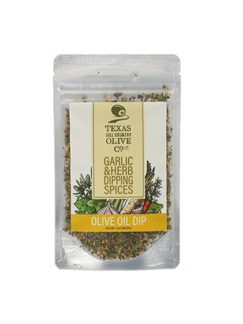 Texas Hill Country Garlic Herb Olive Oil Dip