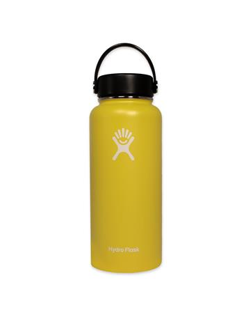 Yellow 32oz. Wide Mouth Hydro Flask