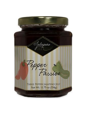 Jalapeño Gold Three Pepper Jalapeno Jelly