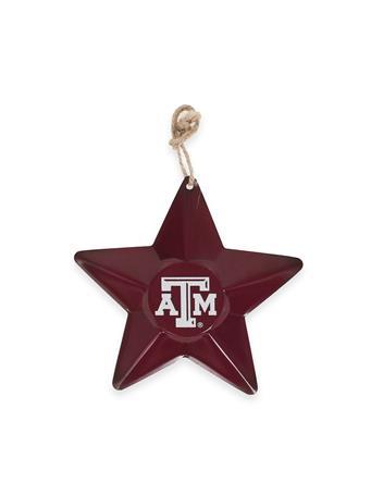Texas A&M 3D Metal Star