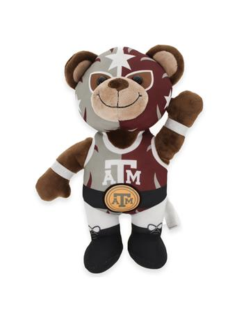 Texas A&M Plush Wrestler Bear