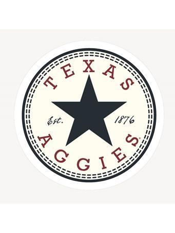 Texas Aggies Star Dizzler Sticker