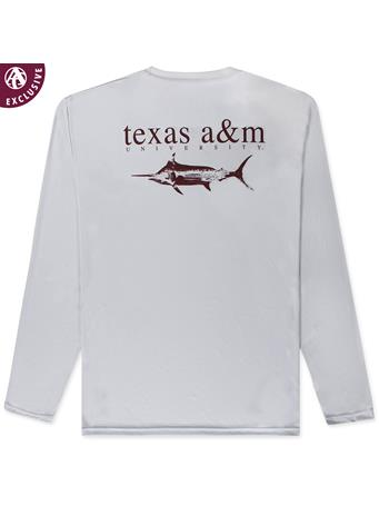 Texas A&M Brushed Marlin Cast T-Shirt