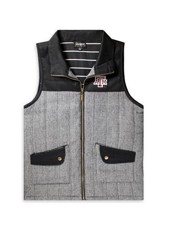 Texas A&M Prep For It Knit Vest