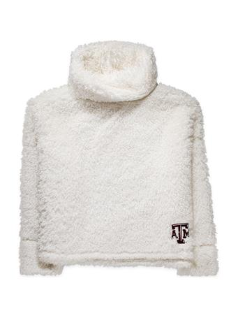 Texas A&M Cozy Funnel Neck Pullover