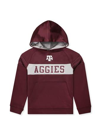 Texas A&M Colosseum Youth Waldorf Pullover
