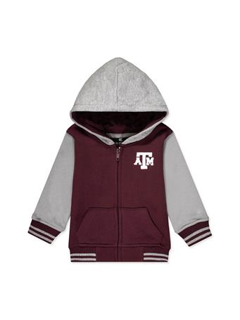Texas A&M Colosseum Infant Boys Gonzo Full Zip Jacket