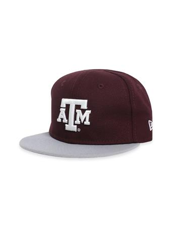 Texas A&M New Era Infant Block Cap