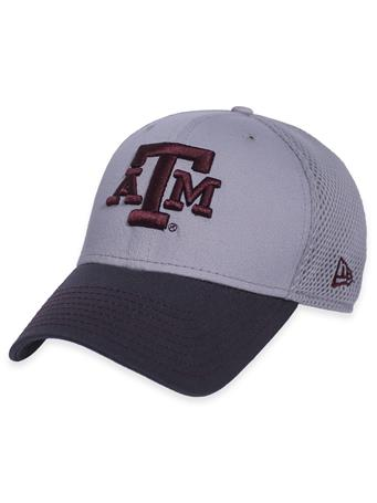Texas A&M New Era Block Two Tone Cap