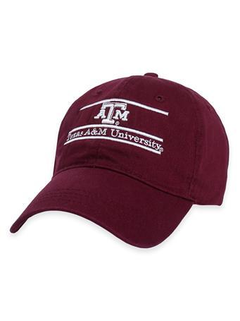 Texas A&M University Bar Cap