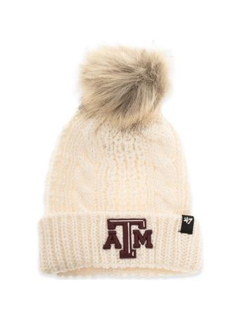 Texas A&M '47 Brand Meeko Cuff Knit Hat
