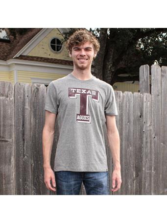 Texas A&M Aggies '47 Brand Knockaround Club T-Shirt