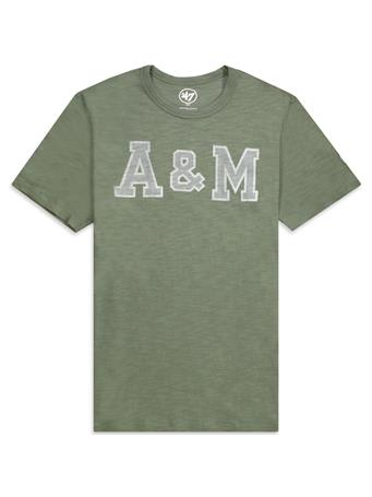 Texas A&M '47 Brand Two Peat Scrum T-Shirt