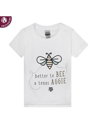 Texas A&M Toddler Bee An Aggie T-Shirt