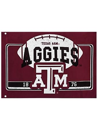 Texas A&M Aggies Football Oversized Flag