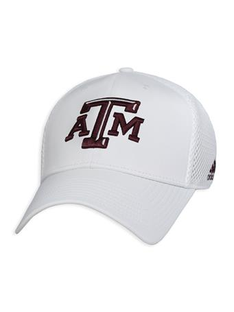 Texas A&M Coaches Adjustable Mesh Back Cap