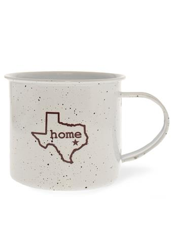 Texas A&M Metal Home Camp Mug