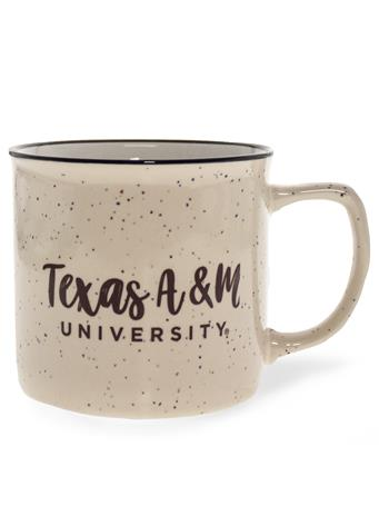 Texas A&M University Bozeman Script Mug