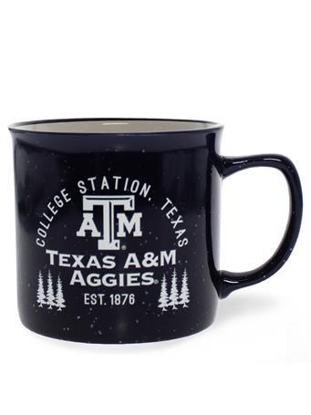 Texas A&M Aggies Bozeman Mug