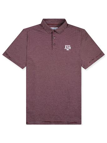 Texas A&M Tommy Bahama Sport Pacific Shore Polo