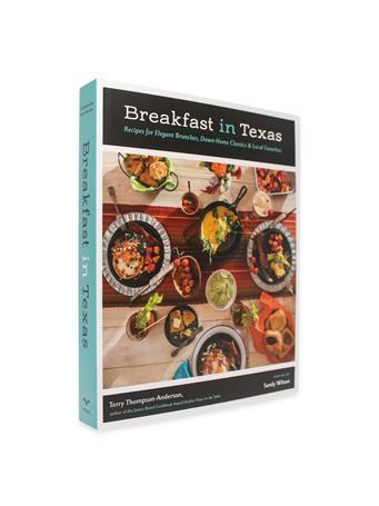 Breakfast in Texas Recipe Book