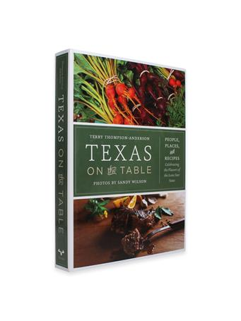 Texas on the Table Cookbook