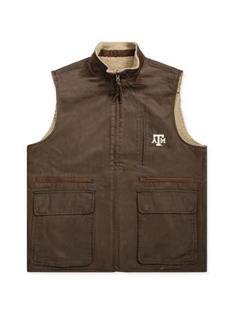Texas A&M Madison Creek Teton Reversible Vest
