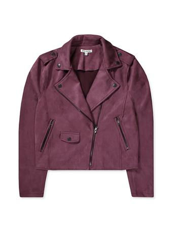 Maroon Ladies Everit Jacket