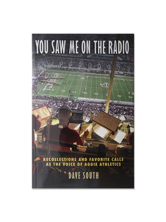 You Saw Me On The Radio Book