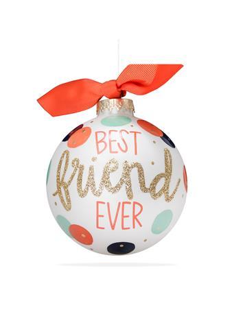 Coton Colors Best Friend Ever Ornament