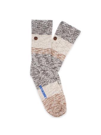 Birkenstock Men's Fashion Slub Socks