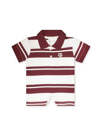 Texas A&M Boys Rugby Romper