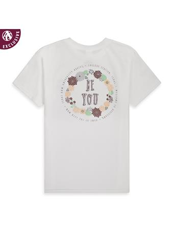 Texas A&M Youth Be You Tee