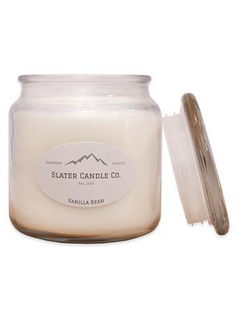 Slater Vanilla Bean Candle
