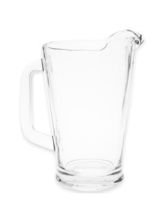 Clear 60 oz. Glass Pitcher